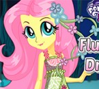 Everfree Legend Fluttershy Dress Up (387 times)