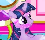 Twilight Sparkle Pregnant Spa (1 026 times)