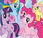 My Little Pony Puzzle (1 402 times)