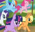 My Little Pony Racing is Magic (21 608 times)