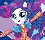 Rarity Rocking Hairstyle (114 times)
