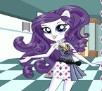 My Little Pony Rarity School Spirit Style (122 times)