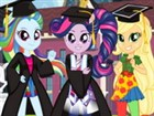 Equestria Girls Graduation Party