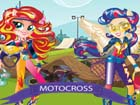 My Little Pony Motocross
